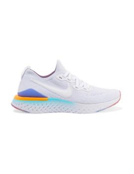 epic-react-flyknit-2-sneakers by nike