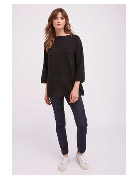 Miki Jumper In Black by People Tree