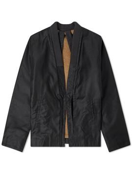 maharishi-kimono-deck-jacket by maharishi