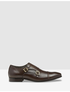 phillips-leather-monk-shoes by oxford