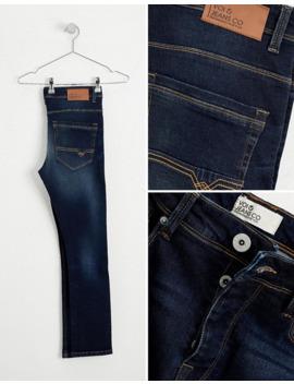 voi-jeans-super-skinny-jeans-in-dark-blue by voi