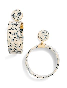 binocular-hoop-earrings by lele-sadoughi