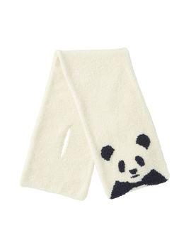Stretchy Muffler Panda by Muji