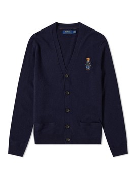 polo-ralph-lauren-small-bear-embroidered-cardigan by polo-ralph-laurens