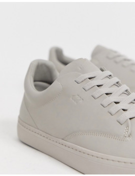 boxfresh-leather-trainer-in-cream by boxfresh