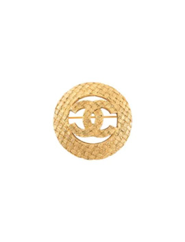 spilla-cc by chanel-pre-owned