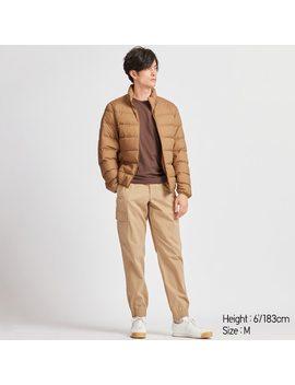pantaloni-tuta-_-jogger-ezy-mimetici-uomo by uniqlo