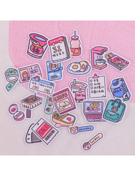24pcs_pack-girly-wind-cartoon-snack-sticker-notebook-photo-album-diary-decoration-assistant-mobile-phone-sticker-cute-stationary by aliexpresscom