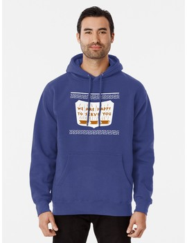 nyc-greek-anthora-coffee-cup-design-pullover-hoodie by thomasesmith
