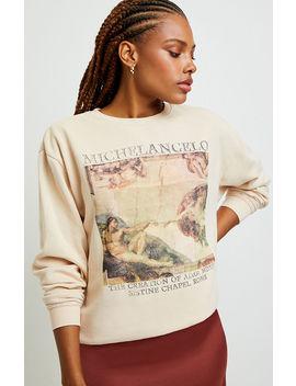 ps-_-la-michelangelo-pullover-sweatshirt by pacsun