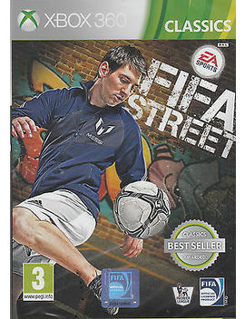 fifa-street-xbox-360-brand-new-factory-sealed-soccer-game by ebay-seller