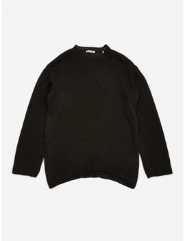 Popover Sweater   Black by Our Legacy