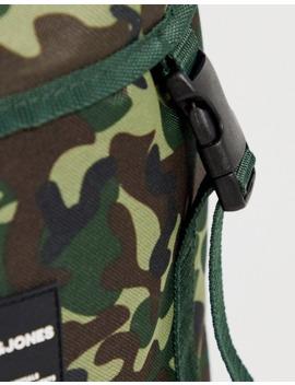 jack-&-jones-backpack-in-camo by jack-&-jones