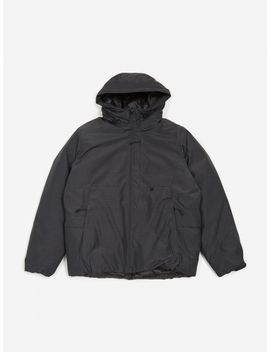 Fr Down Jacket   Black by Snow Peak