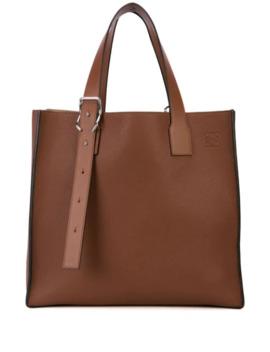 buckle-tote-bag by loewe