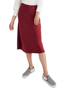 midi-slip-skirt by madewell