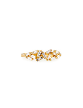 fireworks-5mm-baguette-cluster-ring-in-18k-yellow-gold,-size-65 by suzanne-kalan