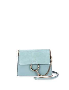 faye-mini-chain-crossbody-bag by chloe