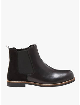 john-lewis-&-partners-childrens-hannah-chelsea-boots,-black by john-lewis-&-partners