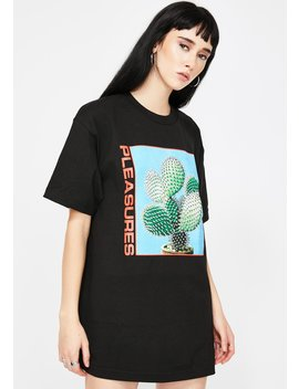 spike-graphic-tee by pleasures