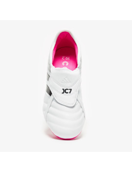 Adidas Copa Gloro 19 Fg   White/Core Black/Shock Pink by Pro Direct Soccer