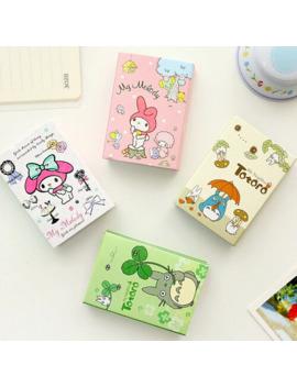 kawaii-totoro-&-melody-6-folding-memo-pad-sticky-notes-memo-notepad-bookmark-gift-stationery by aliexpresscom