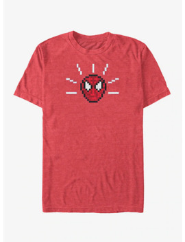 Marvel Spider Man Pixel Spidey Sense T Shirt by Hot Topic