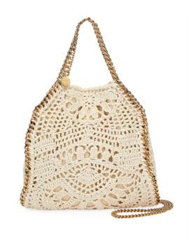 falabella-mini-crochet-ajouree-tote-bag by stella-mccartney