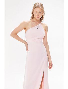 keepsake-captivating-one-shoulder-maxi-dress by keepsake