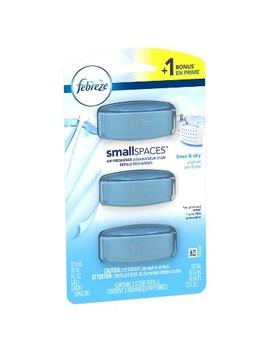 febreze-small-spaces-air-freshener-refills-linen-&-sky---3ct by febreze