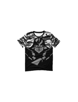 Ll Stylez Camo Logo Shirt       Ll Stylez Camo Logo Shirt by Design By Humans