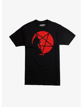 Chilling Adventures Of Sabrina Salem Pentagram T Shirt by Hot Topic