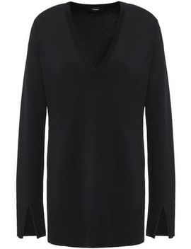 stretch-knit-top by theory