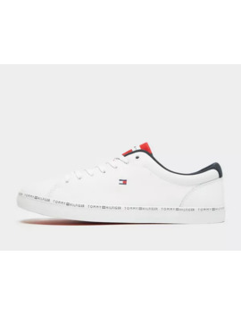 tommy-hilfiger-essential-leather-vulc by jd-sports