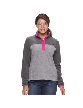womens-columbia-benton-springs-half-snap-pullover by columbia