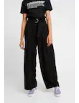 peyton-paperbag-trouser---tygbyxor by weekday
