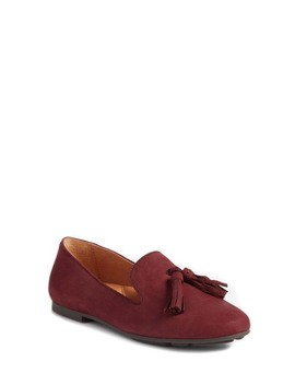 eugene-tassel-flat-(women) by gentle-souls-by-kenneth-cole