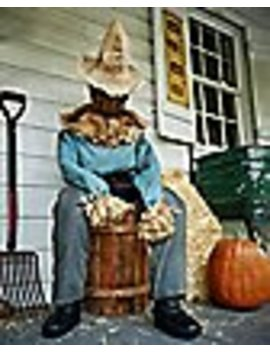 45-ft-sitting-scarecrow-animatronics---decorations by spencers