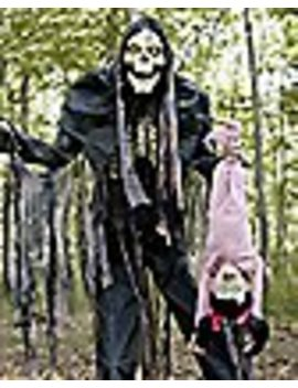 65-ft-towering-boogeyman-with-kid-animatronics---decorations by spencers