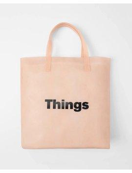 Loreak Aike Plastic Shopper Bag   Pink by Garmentory