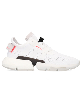 Adidas Originals Women's Pod S3.1 Shoe   White/White/Black by Adidas Originals