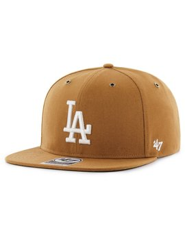 '47 Los Angeles Dodgers Carhartt Captain Cap by '47