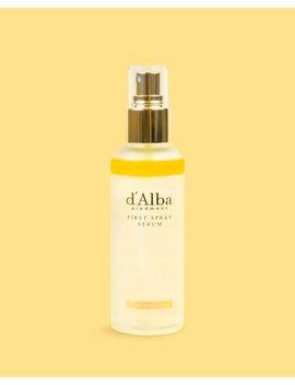 White Truffle First Spray Serum by D'alba Piedmont