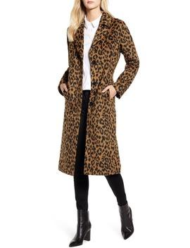 leopard-print-coat by bernardo