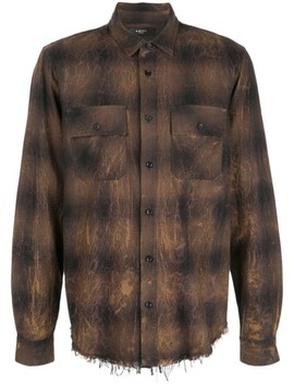 burnished-lumberjack-shirt by amiri