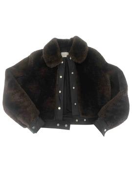Shearling Jacket by Sandro