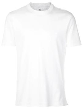 crew-neck-t-shirt by brunello-cucinelli