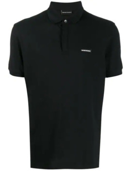patch-detail-polo-shirt by emporio-armani