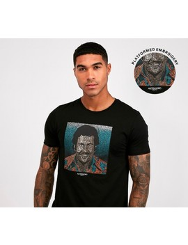 don-pablo-t-shirt-|-black by alessandro-zavetti