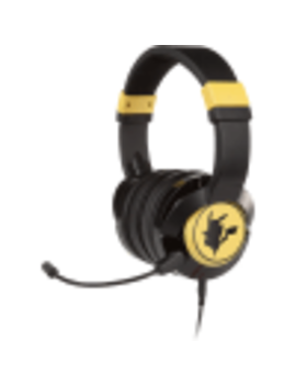 Pokémon Wired Gaming Headset – Pikachu Silhouette by Game